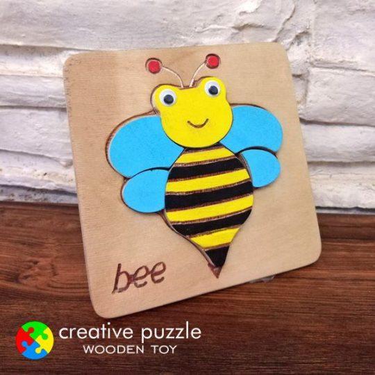 پازل زنبور1